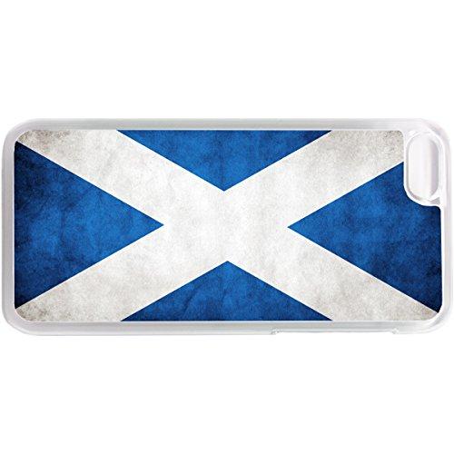 iPhone 5C Handy Schutzhülle Schottland Flagge Satire Scottish Vintage