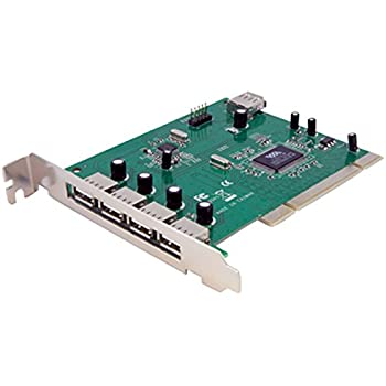 Amazon.com: StarTech.com 4 Port PCI Express Low Profile High ...