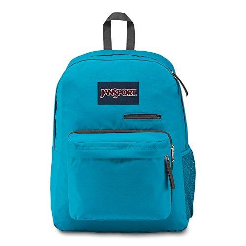 (JanSport Digibreak Laptop Backpack - Blue Danube)