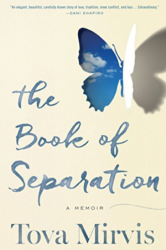 The Book of Separation: A Memoir cover