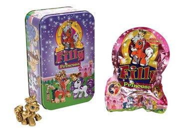 Filly Princess Tin Set