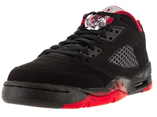 Air Jordan 5 Retro Low (GS) Alternate (314338-001) Schwarz