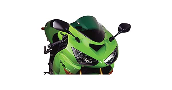 Amazon.com: Kawasaki ZX6R 07 – 08: Puig Racing Parabrisas ...