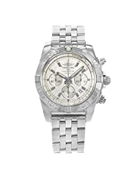 Breitling Chronomat Automatic-self-Wind Male Watch AB0110 (Certified Pre-Owned)