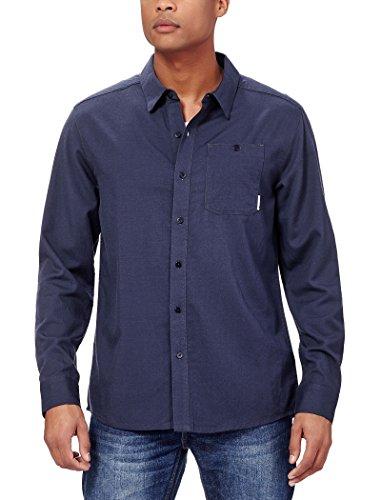 Icebreaker Merino Men's Cool-Lite Compass Long Sleeve Shirt