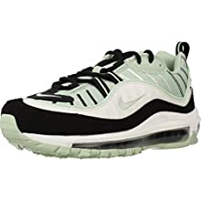 Nike W Air MAX 98, Zapatillas para Correr para Mujer, Pistachio Frost Pistachio Frost Black Summit White, 37.5 EU