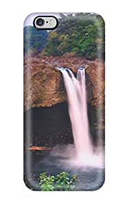 Randall A. Stewart's Shop Awesome Waterfall Flip Case With Fashion Design For Iphone 6 Plus 5981189K52113519