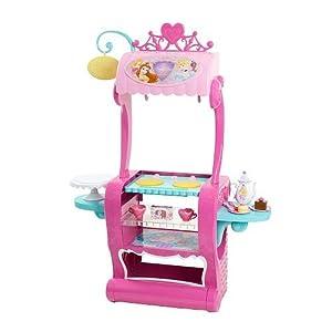 Amazon.com: Disney Princess Magic Rise Kitchen Playset: Toys & Games
