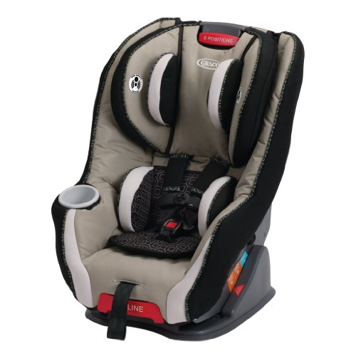 Graco Size4Me 65 Convertible Car Seat, Pierce