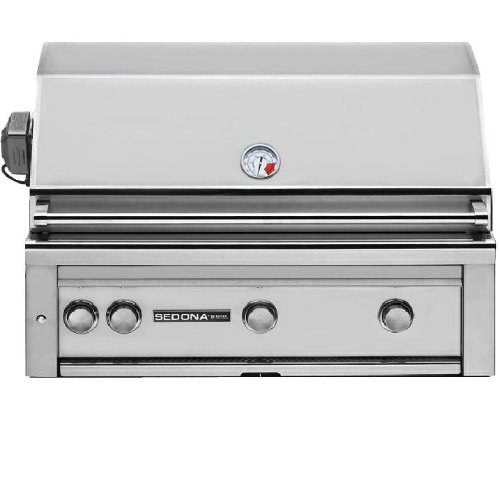 Lynx L600PSR Sedona 36-Inch Built-In Natural Gas Grill with