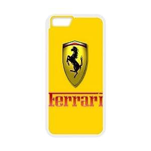 iPhone 6 4.7 Inch Phone Case Ferrari Q6B9359096