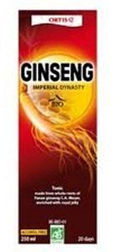 Ginseng Dinastia Imperial 20 comprimidos de Ortis: Amazon.es ...