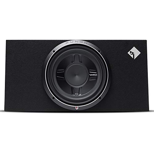 Rockford Fosgate Punch P3S-1X12 P3S Single 12″ Shallow Loaded Enclsoure Subwoofer