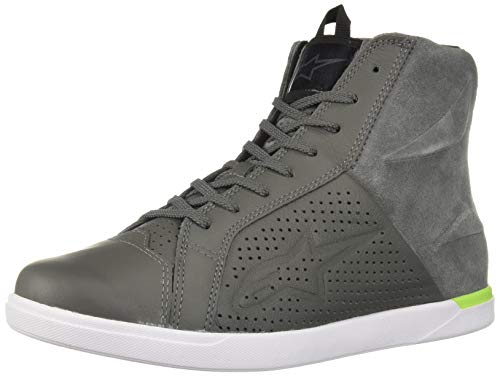 Alpinestars Men's 265251814710 Shoe (Grey/Green, Size 10)