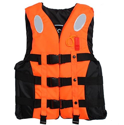 QGSTAR Children and Adult Buoyancy Aid Watersports Life Vest Jacket Pfd for Universal Swimming Boating Kayaking