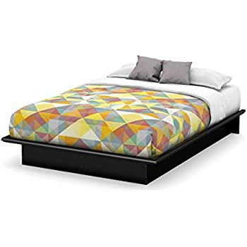 Amazoncom South Shore Step One Collection Full Platform Bed