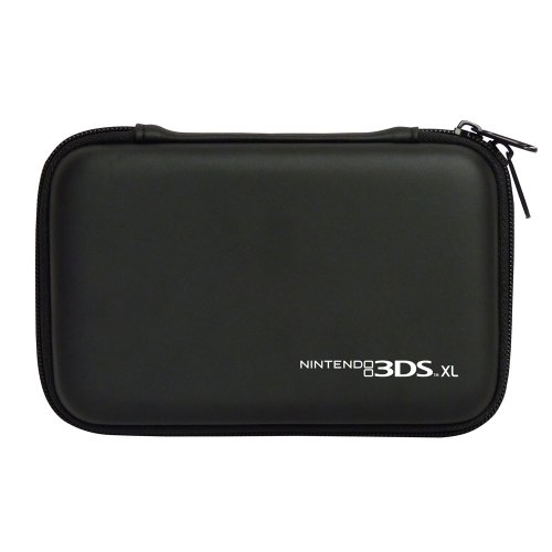 HORI Nintendo 3DS XL Hard Pouch - Black
