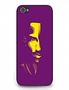 Kaitlyn Patterson's Shop New Style 1066030M993718359 Iphone 5C Case, Ultra Hybrid Iphone 5C Cover, Cute Kobe Bryant logo Collection Phone Accessories
