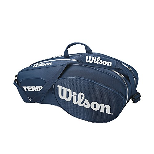 ck Tennis Bag, Blue/White ()