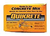 Quickrete 110180 80LB Concrete Mix