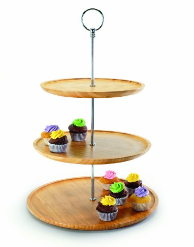 3 tier buffet server - 6