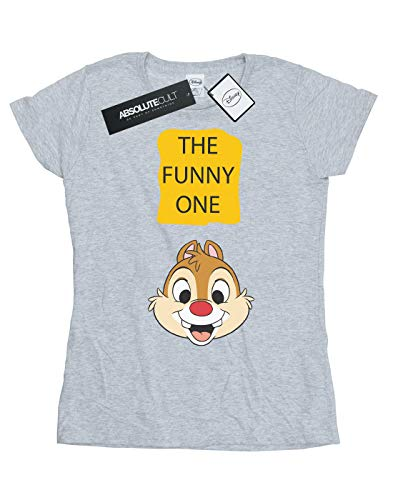 Gris Femme Funny N T shirt One Sport Dale The Disney Chip qXvdnHUwXx