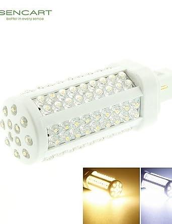 HJLHYL MNDBombillas Mazorca Decorativa T E14 / GU10 / G24 / E26/E27 8 W 120 LED de Alta Potencia 800-900 LM Blanco C¨¢lido / Blanco Fresco AC 85-265, ...