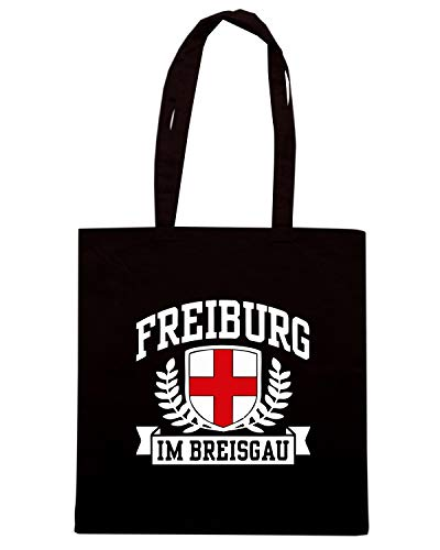 Speed Borsa IM Nera Shopper FREIBURG TSTEM0168 BREISGAU Shirt 16An1FT