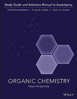amazon com student study guide and student solutions manual to rh amazon com Wade Organic Chemistry Exam Organic Chemistry Janice Smith PDF