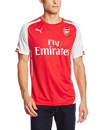 Puma AFC Home Replica Shirt, High Risk Red, Large