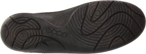 Ecco ECCO CLAY 212563 - Zapatos casual de cuero para mujer Negro