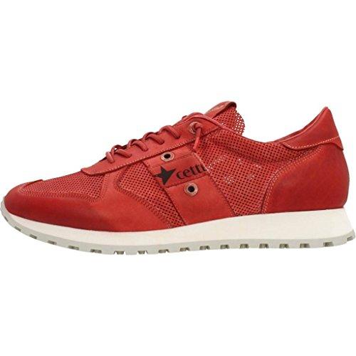 Cetti Freizeitschuhe Herren, Farbe Rot, Marke, Modell Freizeitschuhe Herren C1141 Rot Rot