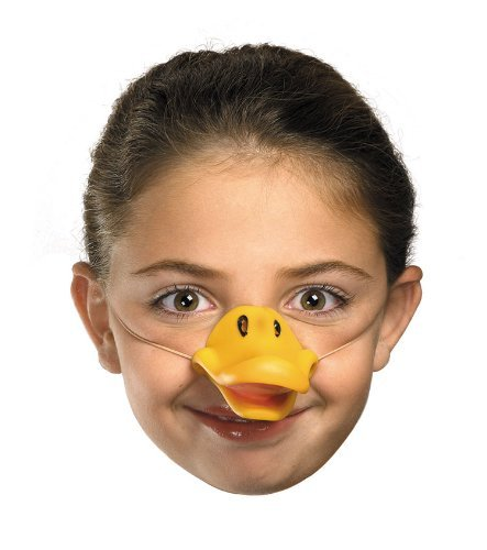 Daffy Duck Mask - Disguise Costumes Duck Nose (Cesar 214),