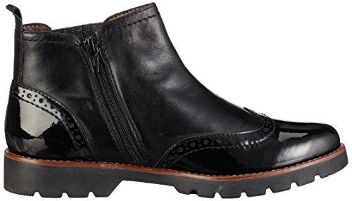 Jana Chelsea Schwarz Boots Damen Black 001 25400 wwZqgvB8
