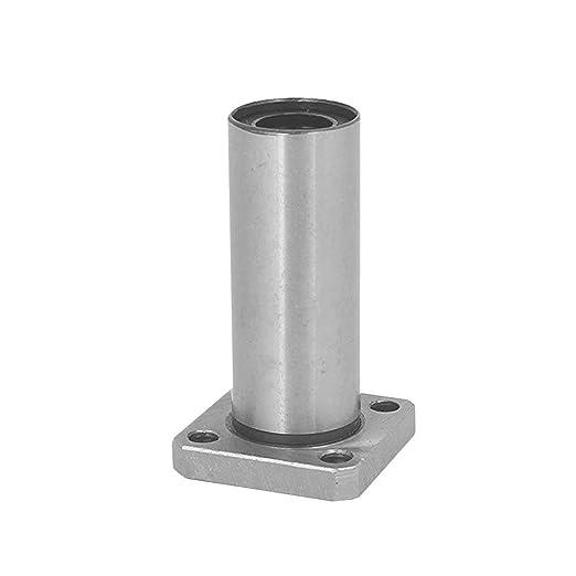 Hehilark LMK8LUU D: 8 mm, Cuadrado, Tipo Lineal, rodamientos Lisos ...
