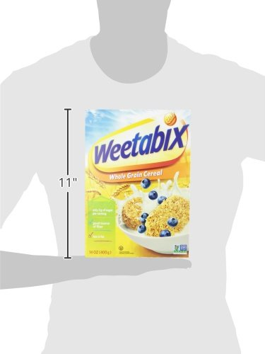 Weetabix Whole Grain Cereal, 14 Ounce (Pack of 6) by Weetabix (Image #10)