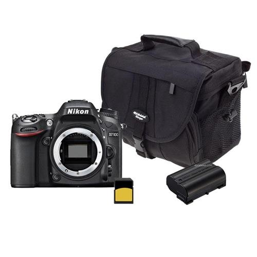 Nikon D7100 Camera BUNDLE Accessories