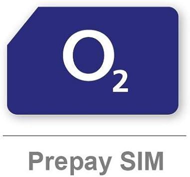 O2 Pay As You Go Sim Card: Amazon.es: Electrónica