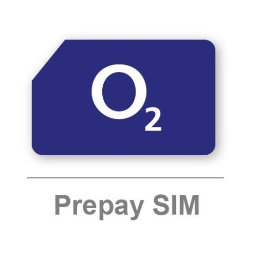 O2 Standard Pay and Go Combi Sim Card