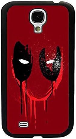 Cool Coque Case For Galaxy S4 Mini, Deadpool Logo Marvel Comics ...