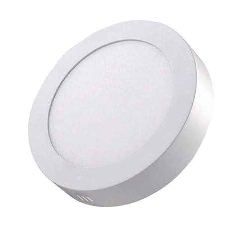 LEDMOMO Lámpara empotrada en el techo, lámpara de techo ...