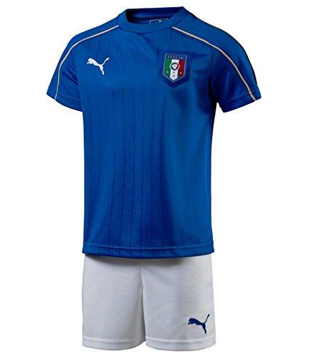 2016-2017 Italy Puma Home Mini Kit,Blue,3-4 Years -
