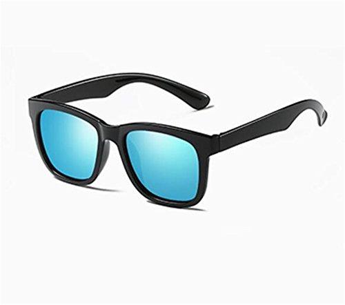 productos polarizadas miopía gafas La de 200 mujeres Chaozhou grado gafas de sol retro de polarizadas sol retro macho manejando grados sol gafas de gafas negro Blue miopia Of Ice gafas KOMNY Degrees las sol de c 400 6vxPv7n