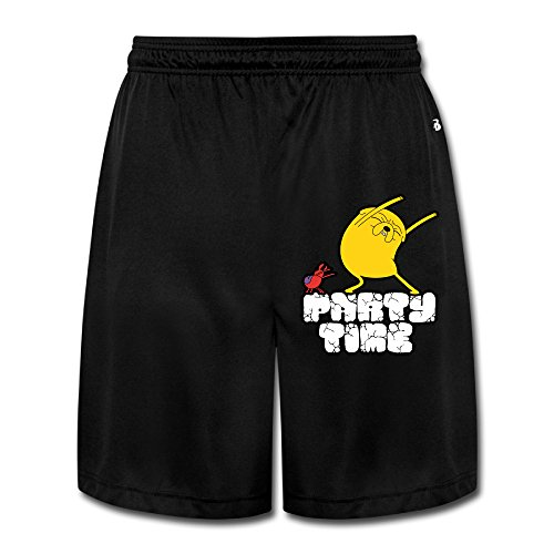 texhood-mens-adventure-time-short-sweatpants-size-xl