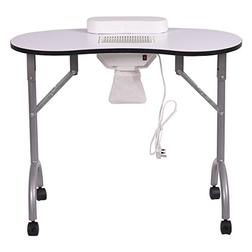 table fan for nail station - 8