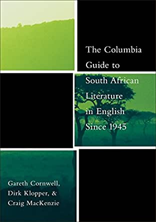english south africa guide