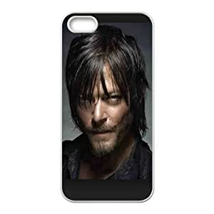 iphone5 5s Case, Daryl Dixon Cell phone case White for iphone5 5s - SDFG8755800