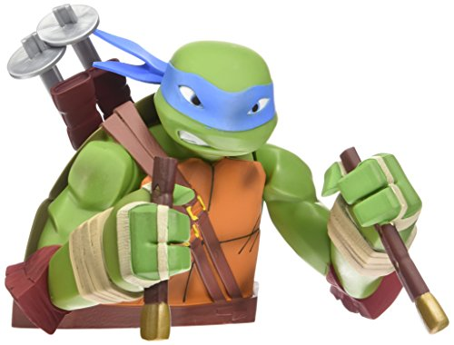 Teenage Mutant Ninja Turtles Leonardo Bust Bank