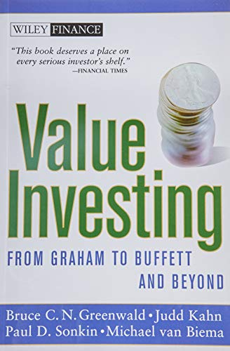 41jK7 tgCSL - Value Investing: From Graham to Buffett and Beyond
