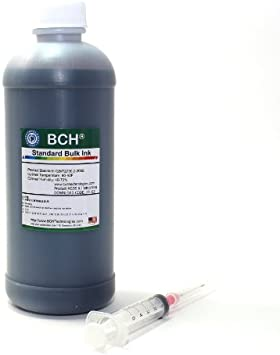 Amazon.com: BCH Standard 500 ml (16,9 oz), color negro ...